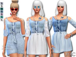 Повседневная одежда (платья, туники) - Страница 5 Image706