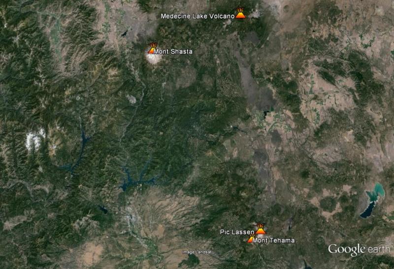 L'arc volcanique des Cascades (sujet participatif) 04cali11