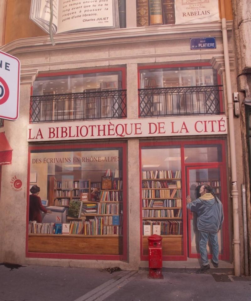 albi - STREET VIEW : les fresques murales en France - Page 17 Biblio10