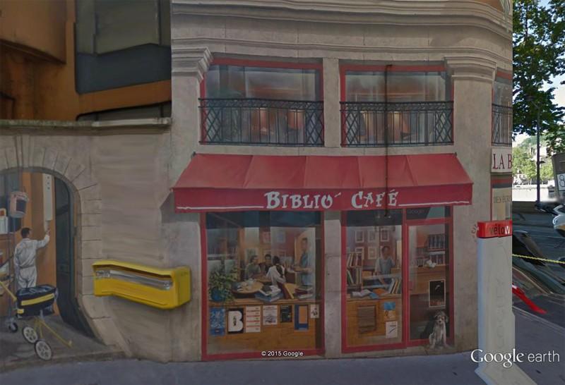 albi - STREET VIEW : les fresques murales en France - Page 17 Bistro10