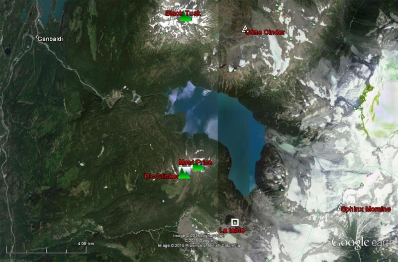 L'arc volcanique des Cascades (sujet participatif) Ge_0111
