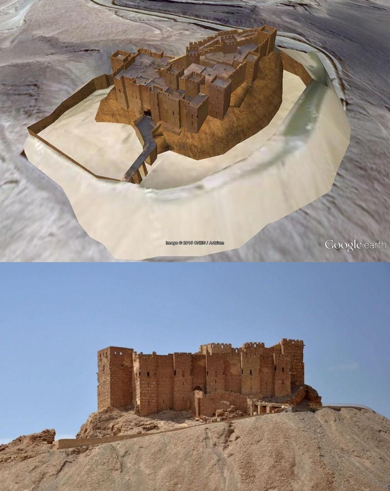 Palmyre - Syrie La_cit10