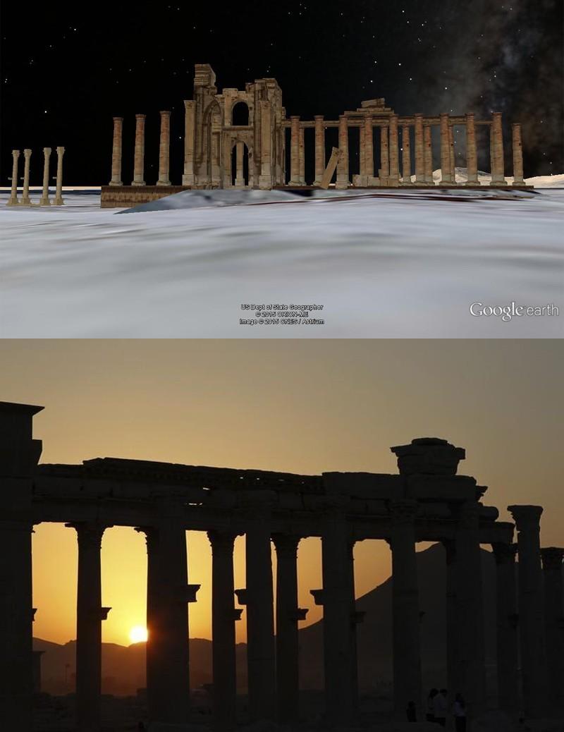 Palmyre - Syrie La_col10