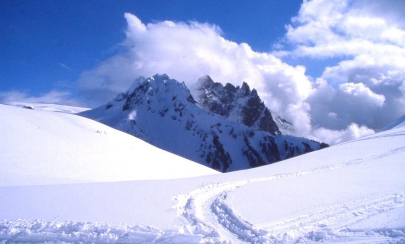 L'arc volcanique des Cascades (sujet participatif) Mc0711