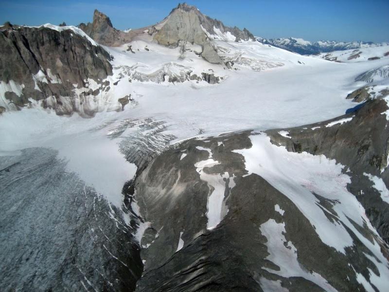 L'arc volcanique des Cascades (sujet participatif) Mc0811