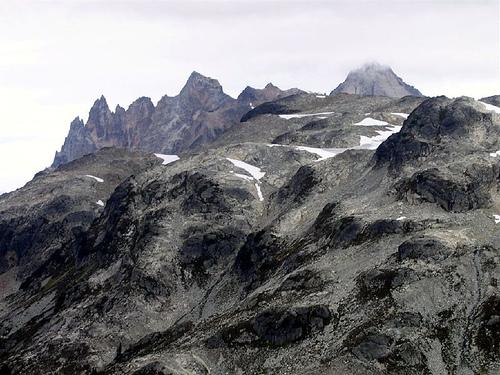 L'arc volcanique des Cascades (sujet participatif) Mc0910