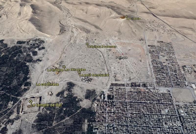 Palmyre - Syrie Palmyr10