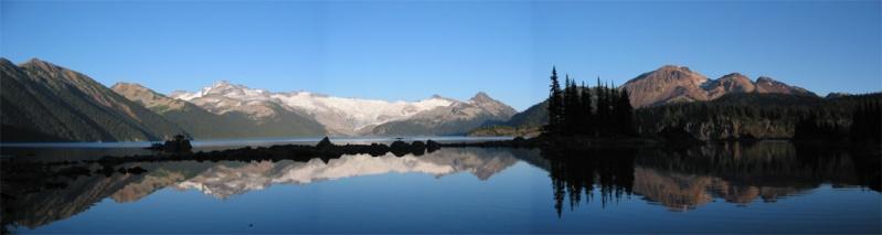 L'arc volcanique des Cascades (sujet participatif) Panora10