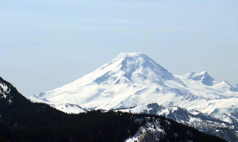 L'arc volcanique des Cascades (sujet participatif) Photo110