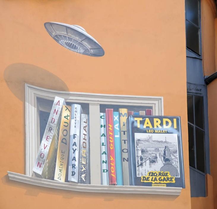 albi - STREET VIEW : les fresques murales en France - Page 17 Ref0411