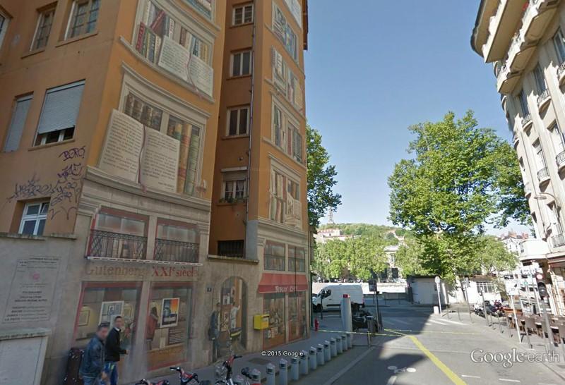 albi - STREET VIEW : les fresques murales en France - Page 17 Rue10