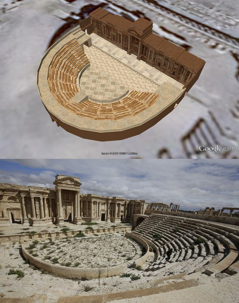 Palmyre - Syrie Thyytr10