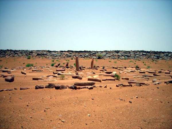 Les sites mégalithiques du continent africain Tondid10