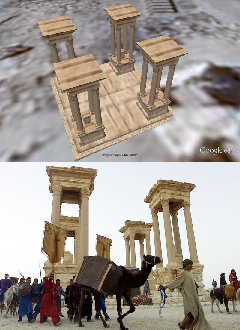Palmyre - Syrie Tytrap10