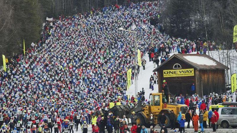La Vasaloppet : plus longue course de ski de fond au monde Vasa10
