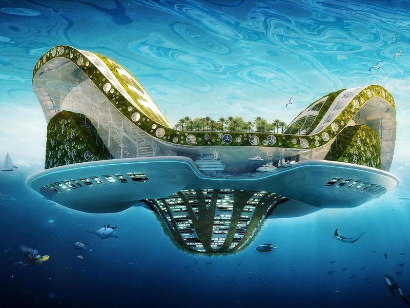 Eden Island, Seychelles (sortez les dollars !) Vue-so10