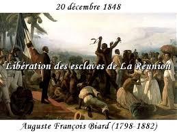 Le 20 décembre jour anniversaire de l'abolition de l'esclavage à La Réunion 20_dzo12