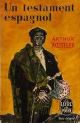 Un testament Espagnol, d'Arthur Koestler  Un_tes10
