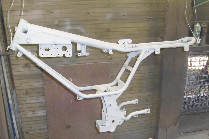 Coupe Tôle Motobecane Sl270717