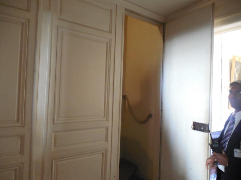 Les appartements et cabinets de Marie-Antoinette à Versailles 4_esca11