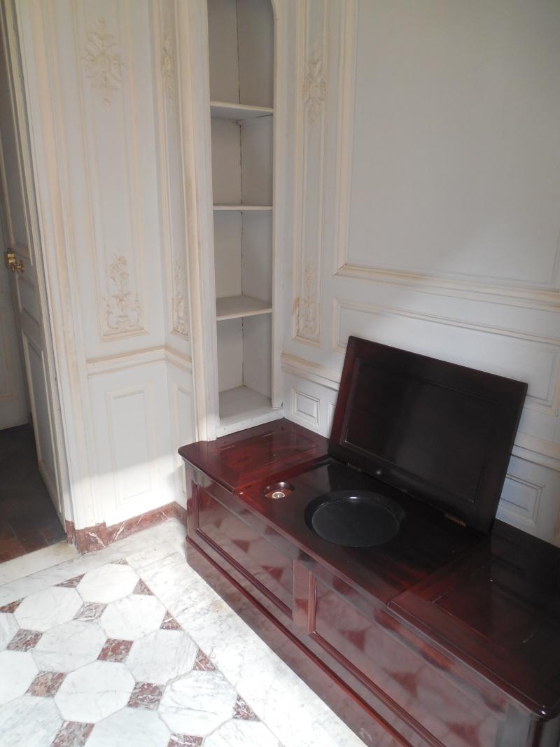 Les appartements et cabinets de Marie-Antoinette à Versailles Dscn0049