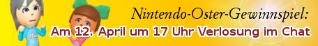 Neues Oster-Gewinnspiel von Nintendo zu Tomodachi Live Banner14