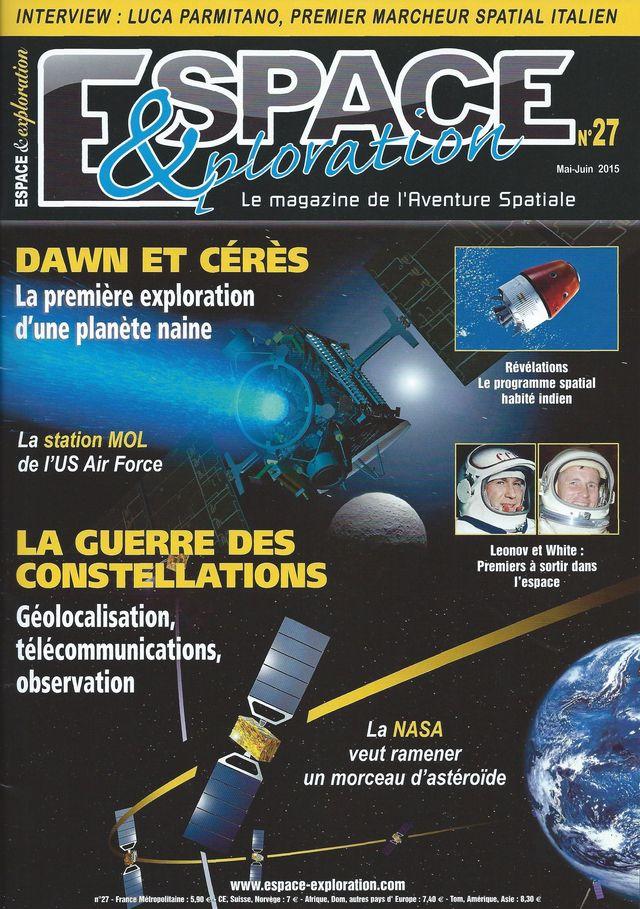 Espace & Exploration n°27: La guerre des constellations 15050010