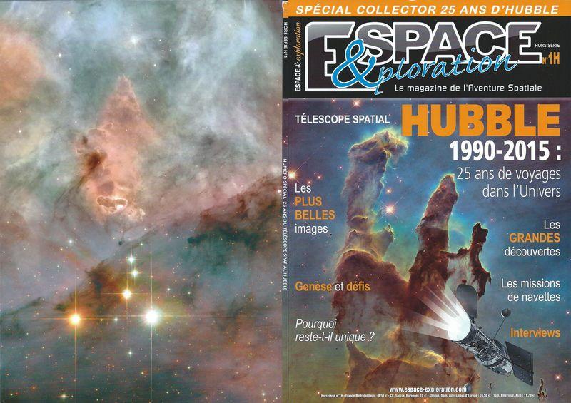 Espace & Exploration Hors série N°1H - Télescope Hubble 15050012