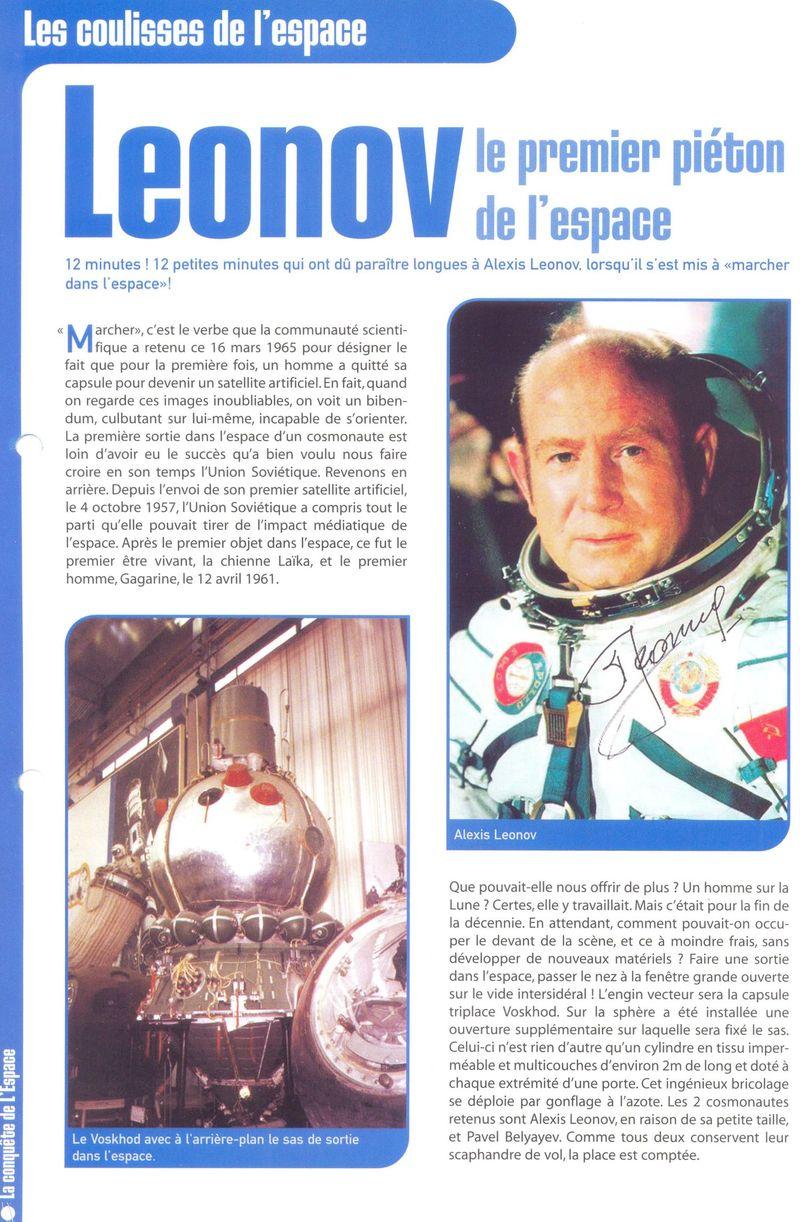Leonov, le piéton de l'espace Conque10