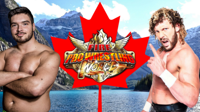 FIRE PRO WORLD #35: BELATED CANADA DAY CELEBRATION Fpw35t10
