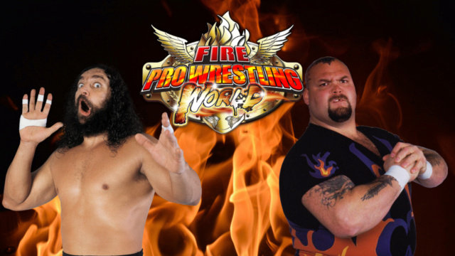 FIRE PRO WORLD #42: HELL YEA! Fpwthu15