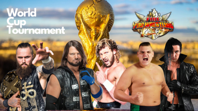 FIRE PRO WORLD #48: WORLD CUP TOURNAMENT NIGHT 1 Fpwthu21