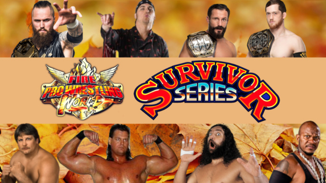 FIRE PRO 51: THE GOD DAMN SURVIVOR SERIES Fpwthu23