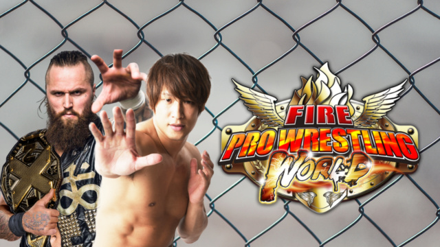 FIRE PRO WORLD #58: THE GOLDEN REMATCH Fpwthu28
