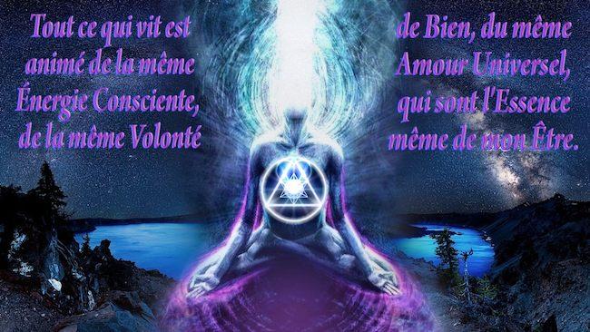 méditation JE SUIS l'UN avec Jean HUDON - Page 5 Cly11910