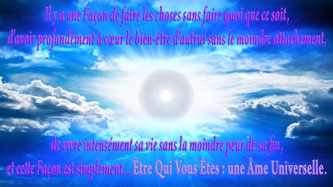 méditation JE SUIS l'UN avec Jean HUDON - Page 4 Cly9310