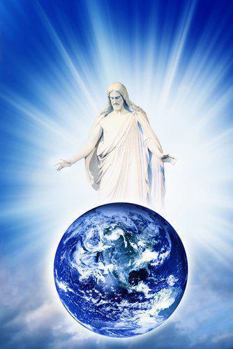 Archange MIKAËL transforme l'égregore planétaire SVP Jesusl10