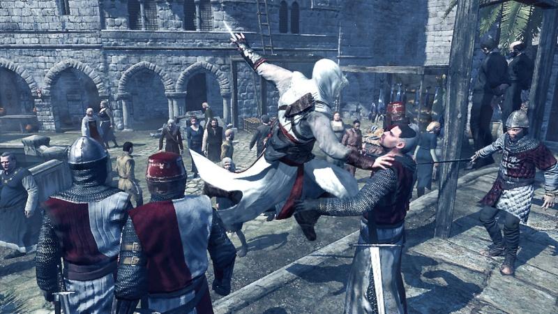اللعبة الاسطورية Assassin's Creed Enlarg11