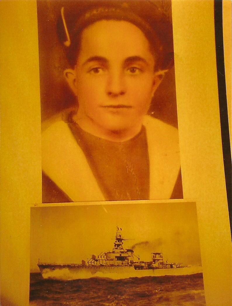 EMILE  BERTIN (Croiseur) Numari68