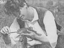 """Le rockeur pêcheur - Article de 1988 - """"Télé 7 Jours"""" Peche11"""