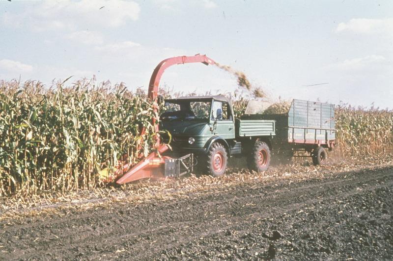 L'unimog en agriculture Unimog12