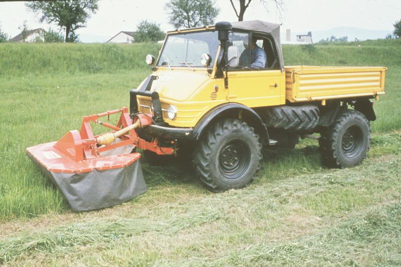 L'unimog en agriculture Unimog15