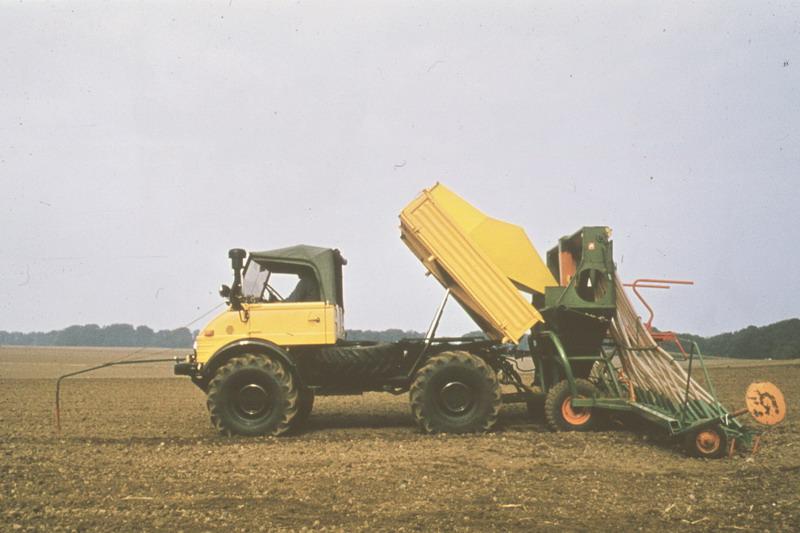 L'unimog en agriculture Unimog19