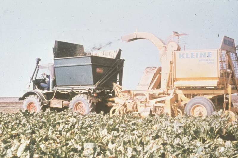 L'unimog en agriculture Unimog20