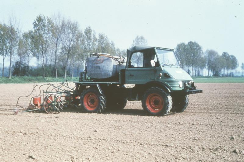 L'unimog en agriculture Unimog21