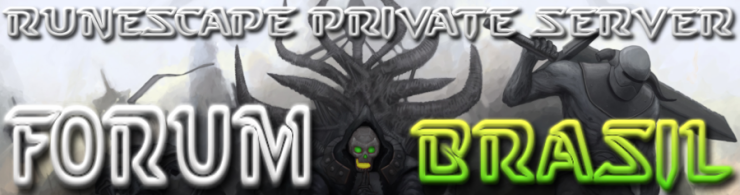 Runescape Private Server BRASIL
