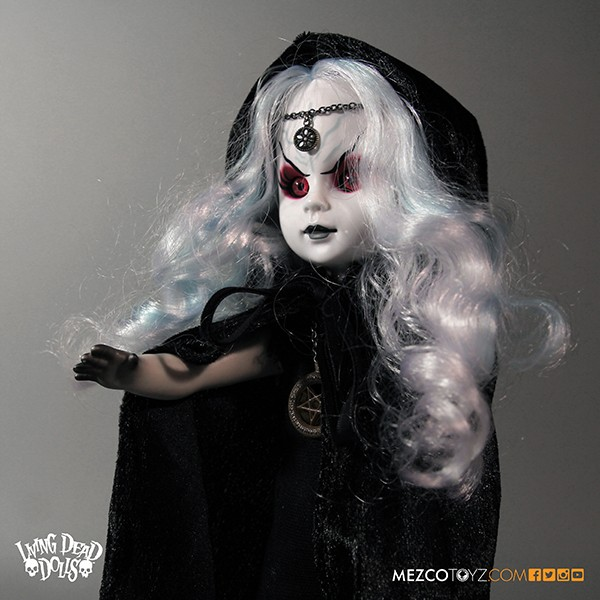 Summer Exclusive Living Dead Dolls Walpurgis Walpur13