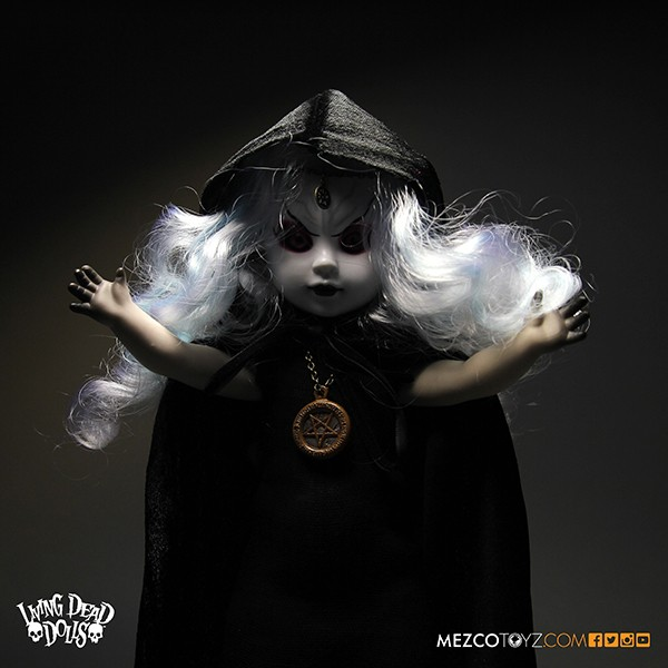 Summer Exclusive Living Dead Dolls Walpurgis Walpur17