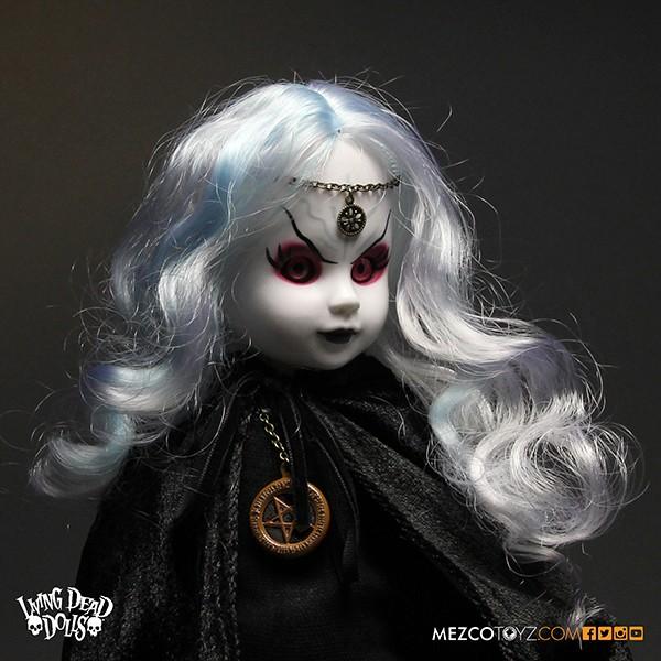Summer Exclusive Living Dead Dolls Walpurgis Walpur18