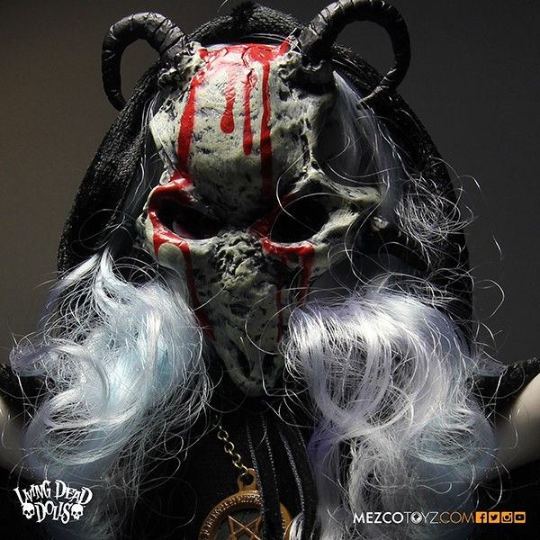 Summer Exclusive Living Dead Dolls Walpurgis Walpur21